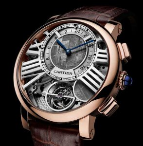 Cartier Rotonde de Cartier Earth Moon Orologi