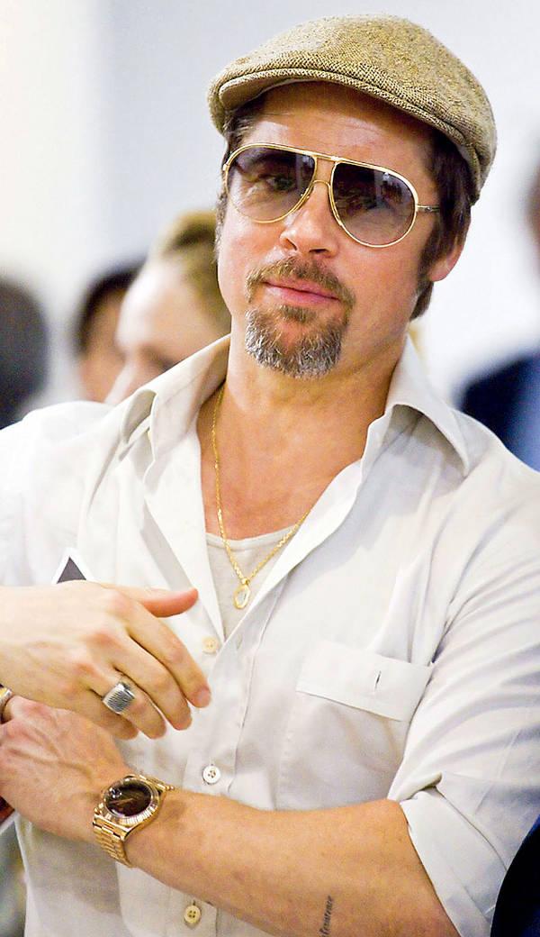 Replica Rolex Day Date Brad Pitt