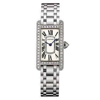 Cartier Tank Americaine Diamond Replica