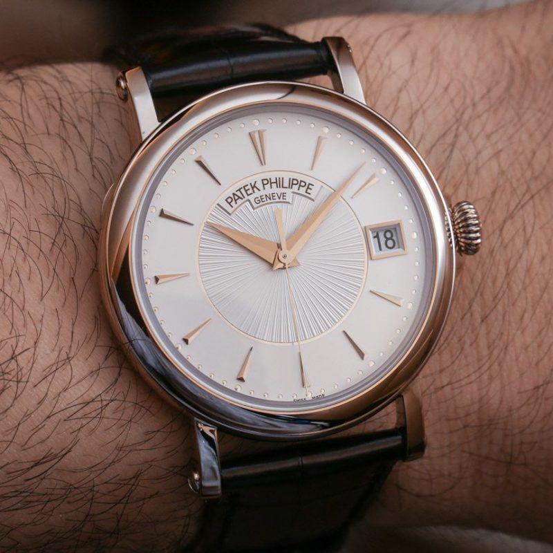 824d60f9325 Tra le menzioni dei moderni orologi replica Patek Philippe