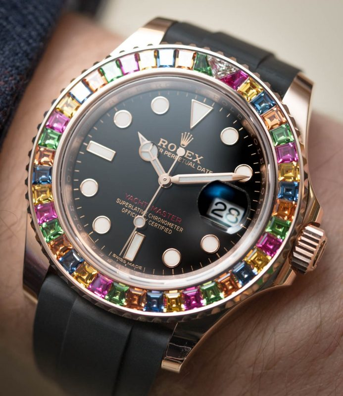 Rolex-Yacht-Master-116695-SATS-Replica