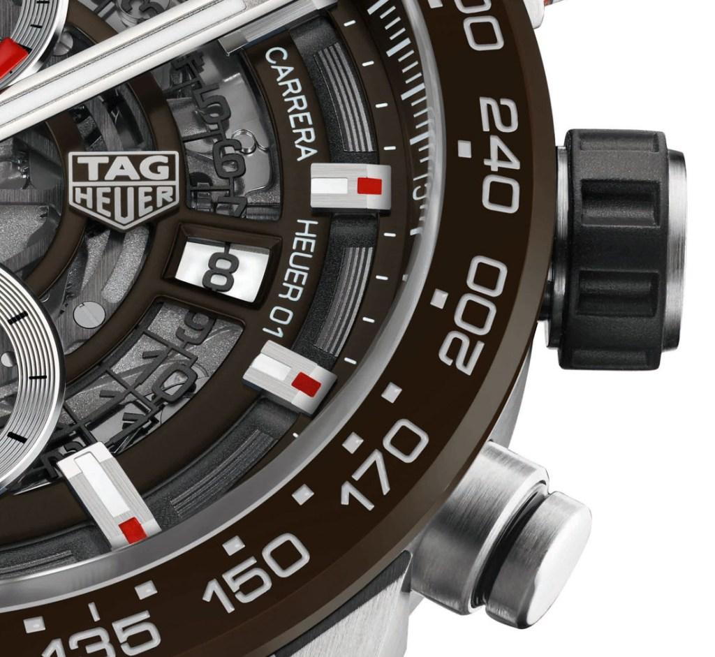 Repliche Orologi TAG Heuer Carrera Heuer-01 43mm