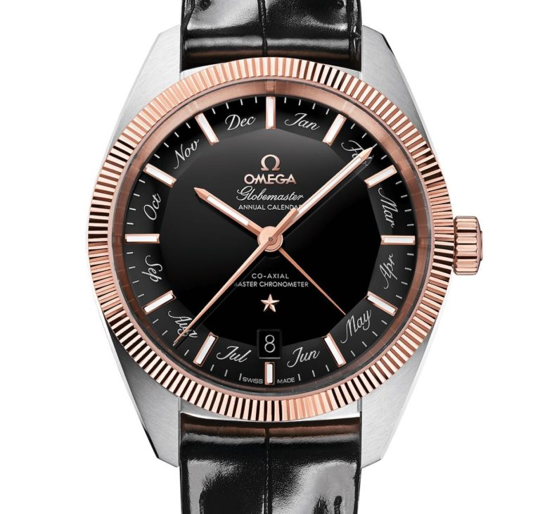 omega constellation globemaster co-axial master chronometer annual calendar replica