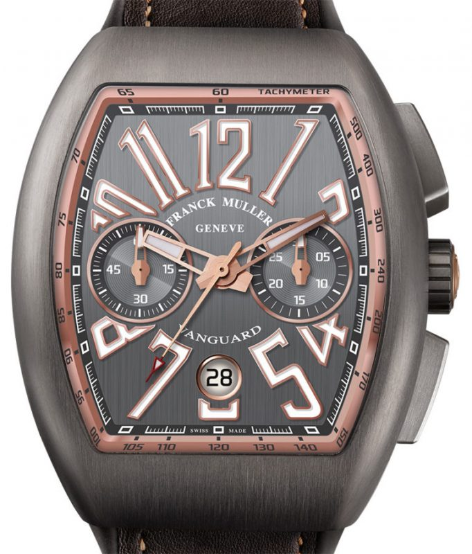Franck Muller Vanguard Chronograph Replica