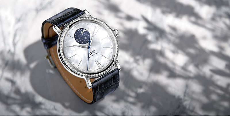 IWC Portofino Midsize Automatic Moon Phase IW459001 Replica