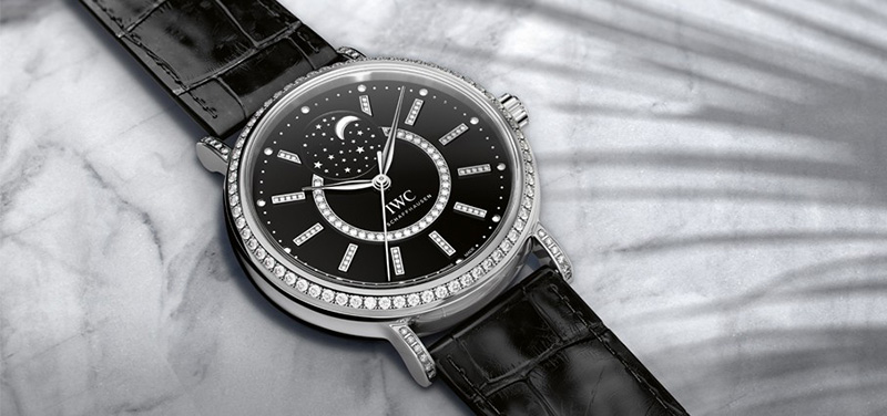 IWC Portofino Midsize Automatic Moon Phase IW459004 Replica