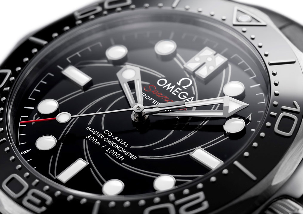 Repliche Seamaster Diver 300M James Bond