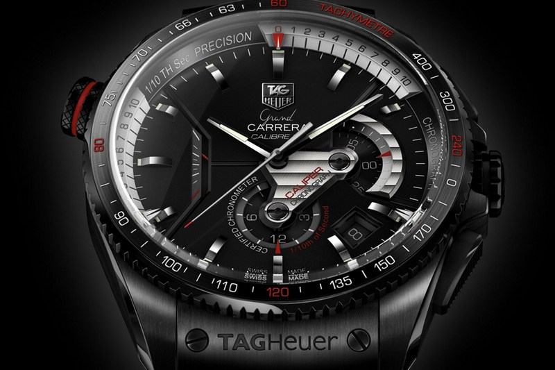Tag Heuer Grand Carrera Calibre 36 RS Caliber Chronograph Replica