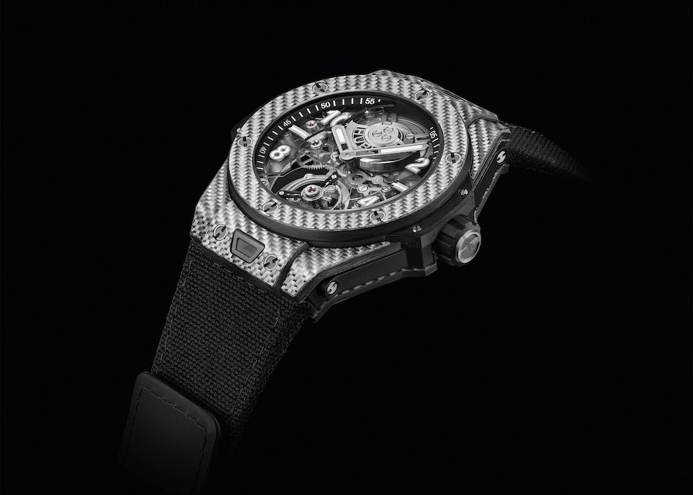 Big Bang Turbillon Automatic Black Magic Replica Orologi