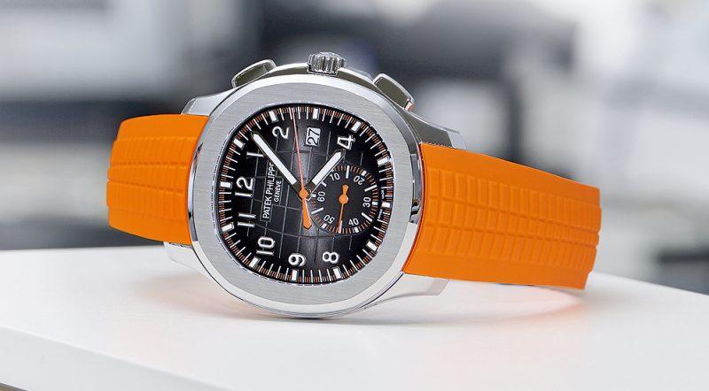 Patek Philippe Aquanaut Chronograph Replica Orologio